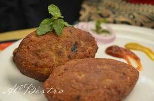 soy granules fatehpuri kebabs